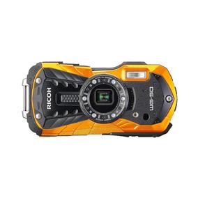Ricoh Wg50 16mp Camera Digital A Prova D
