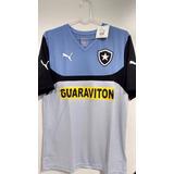 8dc7dbf7227ff Camisa Botafogo C  Nota Fiscal Puma Treino Oficial 2014 2015