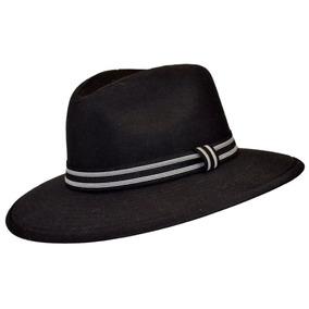 17dc0aa01052f Sombrero Fedora Hombre Blanco en Mercado Libre México