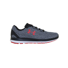 Zapatillas Under Armour Running Ua Remix Hombre Gr/ng