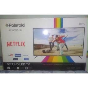 Televisor Polaroid 4k Uhd - 50