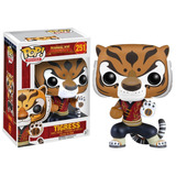 Funko Pop Kung Fu Panda Tigress (vaulted)