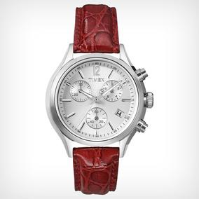 Reloj Mujer Blanco - Relojes Timex de Mujeres en Mercado Libre Chile 04734748bacf