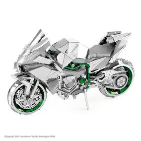 Mini Réplica De Montar Iconx Kawasaki Ninja H2r