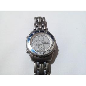 Reloj Citizen Ecodrive Titanio (refacciones) Alarma Crono