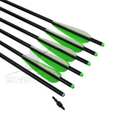 Flecha Ballesta De Aluminio Pernos #2219... (20 Inch, .)
