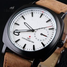 Relógio De Luxo H-8 8182 - Pronta Entrega