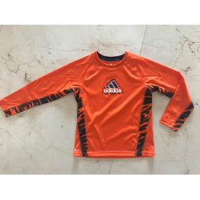 d2e2914436fbb Remeras Termicas Manga Larga Adidas - Ropa y Accesorios Naranja en ...