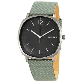 Skagen Leather Automatico Masculino - Relógios De Pulso no Mercado ... c847251362