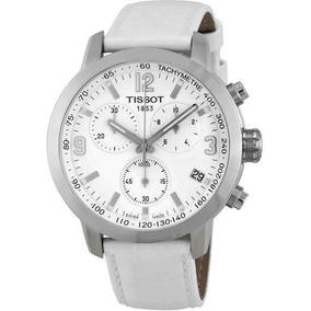 Reloj Tissot Prc 200 Acero Blanco T055.417.16.017.00