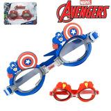 Oculos De Natacao 3d Vingadores avengers Na Cartela 9590ef8856