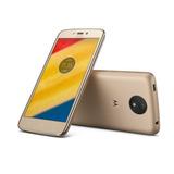 Celular Libre Motorola Moto C Plus Dorado 4g 8mpx 16gb 1gb