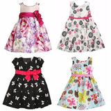 Patrones De Vestidos Para Niñas Todas Las Tallas Moldes Bebe eeae32ef8077