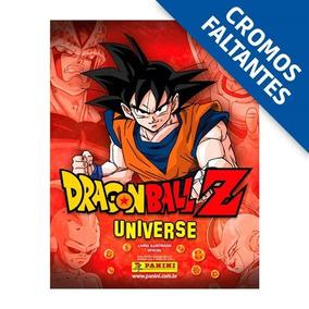 Figurinhas Dragonball Z - Universe