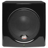 Psb Speakers 5-14 100w Powered Subwoofer Gloss Black