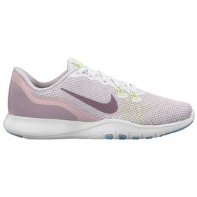 Tenis Nike Wmns Flex Trainer 898479-104 Rosa