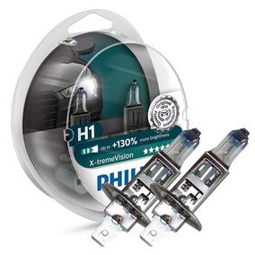 Lampada H1 Philips X-treme Vision 3350k 130% Mais Visão