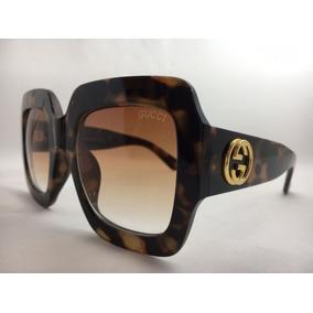 db3c244f8292e Oculos De Sol Chanel Marrom - Óculos no Mercado Livre Brasil