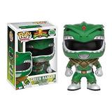 Funko Pop Green Ranger #360 Power Rangers Verde Muñeco