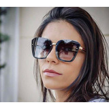 ee320fdbb4092 Oculos De Sol 2018 Feminino Original no Mercado Livre Brasil