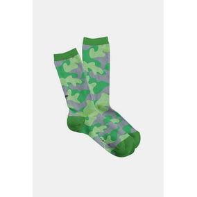 Calcetas Unisex Invisible Socks Green