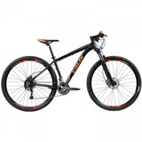 Mountain Bike Caloi Moab - Aro 29 - 27 Marchas - Preto