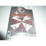 Oferta, Se Vende Resident Evil The Umbrella Chronicles Wii
