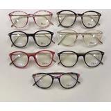 2835d9d0574e0 Óculos Armação De Grau Redondo Geek Metal Unissex Frete Grat