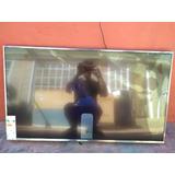 Smart Tv Lg 49 4k Ultra Hd 49uj6560 Funcionando Display Roto