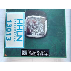 Processador Intel ® Pentium ® T3400 2,16 Ghz Lf80537 13013