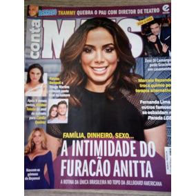 ece3643bca83c Revista Contigo 2202 Ana Hickmann Xuxa Rita Cadilac Ano 2018. Usado - São  Paulo · Conta Mais 857 Anitta Zezé Rita Cadilac Marcelo Resende