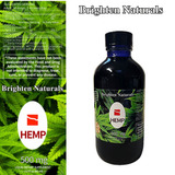 Aclara Naturals Cáñamo Semilla Aceite 500mg 60ml 2.0fl...