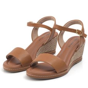 fd6b27a6f Sandalia Tira Unica Feminino Sandalias - Calçados