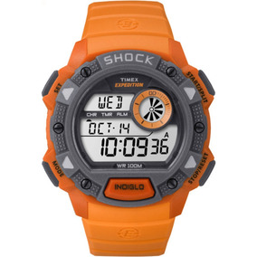 a5b4f97ab1c3 Correa Timex Naranja - Reloj de Pulsera en Mercado Libre México