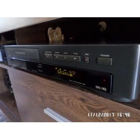 Video Cassete Mitsubishi 4 Cabeças Super Conservado Anos 80