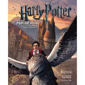 Livro Harry Potter A Pop-up Book Frete Grátis