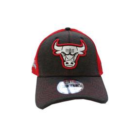 Gorra New Era, Logo Chicago Bulls, 9forty Adjustable