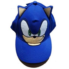 Gorra Sonic The Hedgehog Niño Original