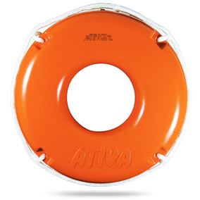Bóia Circular 50cm Homologada Classe 3 - Ativa