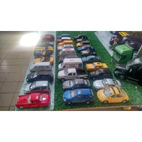 Lote De Miniaturas De Carros 1/32-1/43( Modelos Diferentes )