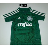 Camiseta Palmeiras Infantil Original adidas Original - 01