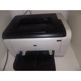 Impresora Hp Cp1025 Nw Laser Color Wifi C/tonner Poco Uso.