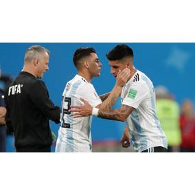 Camiseta Climachill Enzo P Argentina Vs Nigeria.titul suplen b97250ecb7f4b