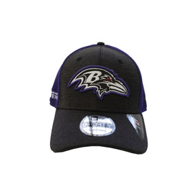 Gorra New Era, Logo Baltimore Ravens, 9forty Adjustable