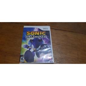 Sonic Unleashed Original Nintendo Wii