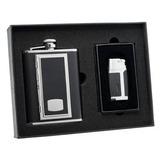 Visol Productos Sp Caja De Cigarrillo Frasco Y Llama Bron