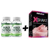 Max Detox 2 Unids + Shake Grátis!!!