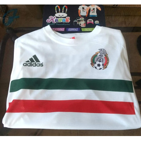 ab7b8562c029d Playeras De La Seleccion Mexicana Mayoreo en Mercado Libre México