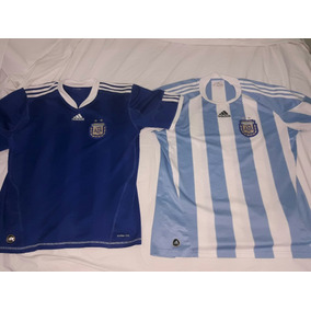 c1e9d0b030 Camiseta Argentina Suplente 2010 - Camiseta de Argentina para ...