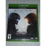 Halo 5 Xbox One Original Usado Como Nuevo